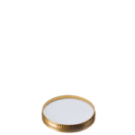 TYPE S19LID 79mm Gold Snap Over Lid